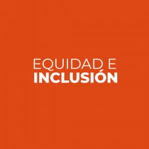 Equidad e inclusión 2