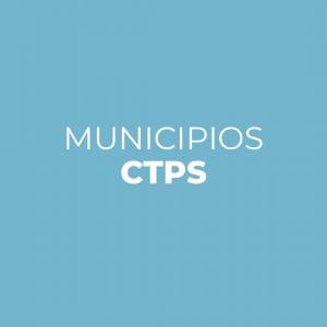 Municipios CTPS
